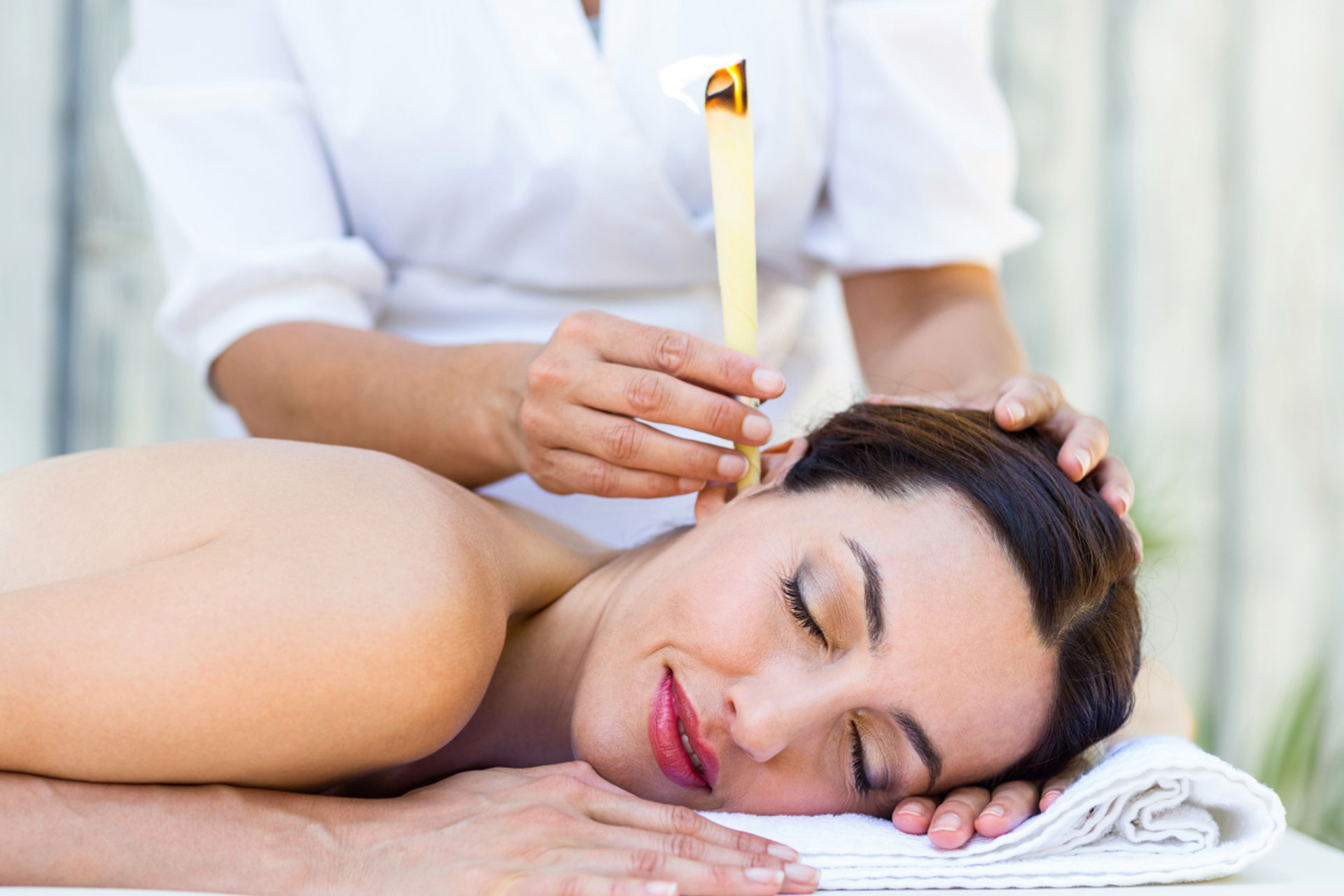 Hopi Ear Candle & Head Massage - Complementary Therapy
